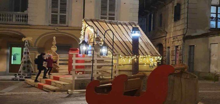 Villaggio di Natale Carignano