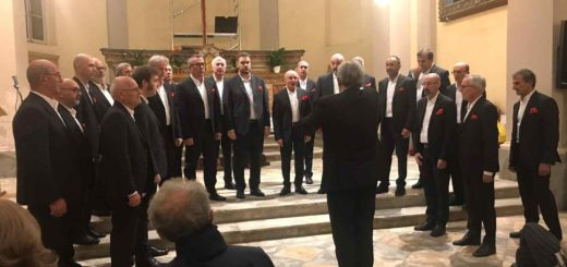 corale Concerto di Natale 2019