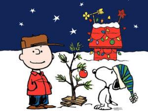 Natale da Charlie Brown