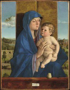 Bellini Madonna di Alzano