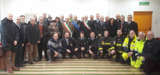 Polizia Municipale di Carignano gennaio 2020