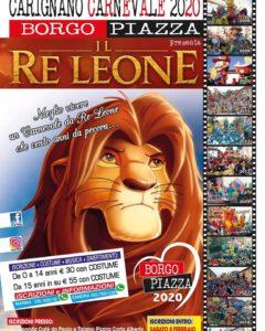Carnevale carignanese 2020