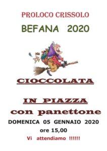 Cioccolata in Piazza