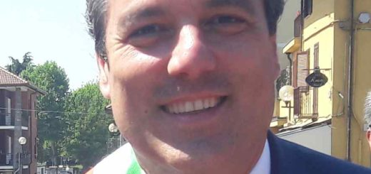 Il sindaco di Villastellone Francesco Principi