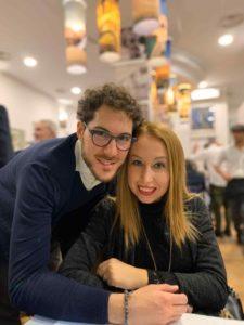 Manuel e Marta, Carnevale 2020