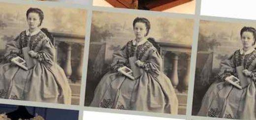 Il ritratto fotografico ottocentesco