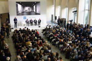 Presentazione nuovo museo Torino Gallerie d'Italia - foto Michele d'Ottavio 2