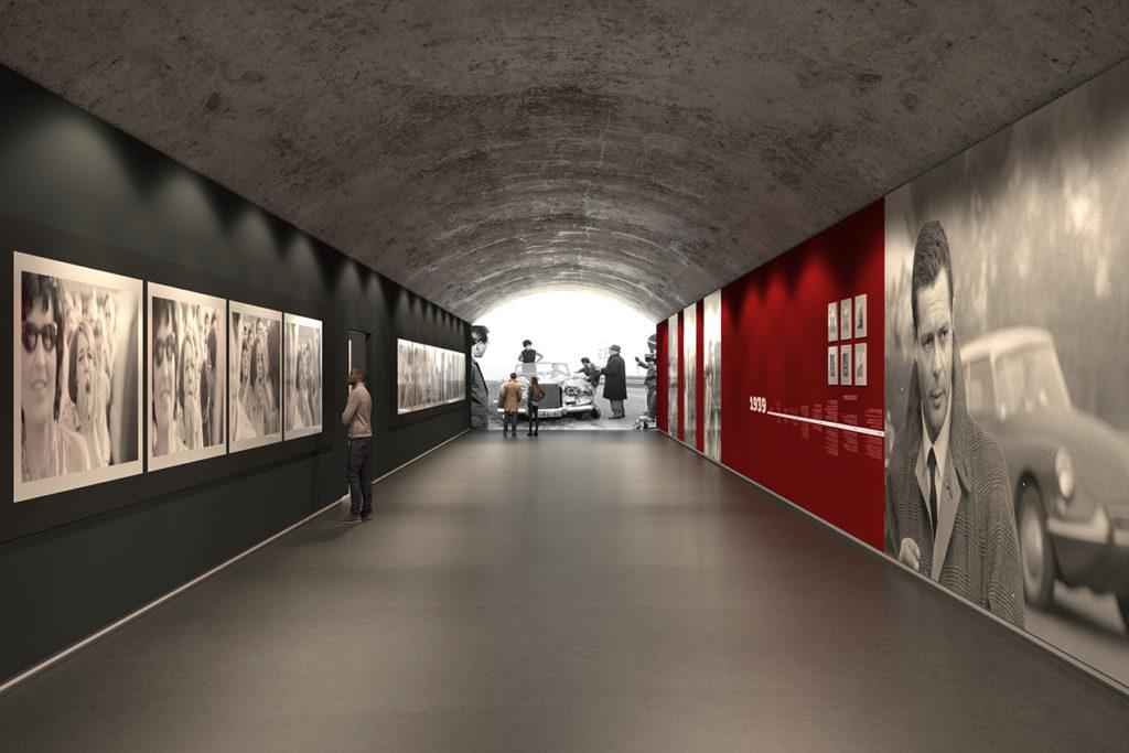 Palazzo Turinetti Torino - Rendering Gallerie d'Italia - Nuovo museo