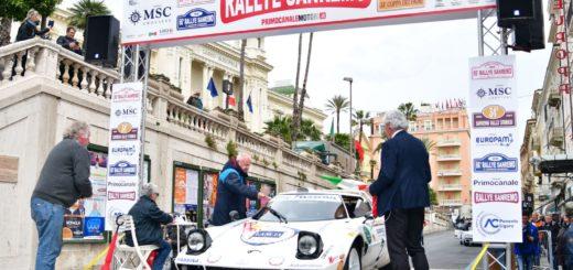 Sanremo Rally Storico