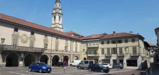 Strade e piazze di Carignano