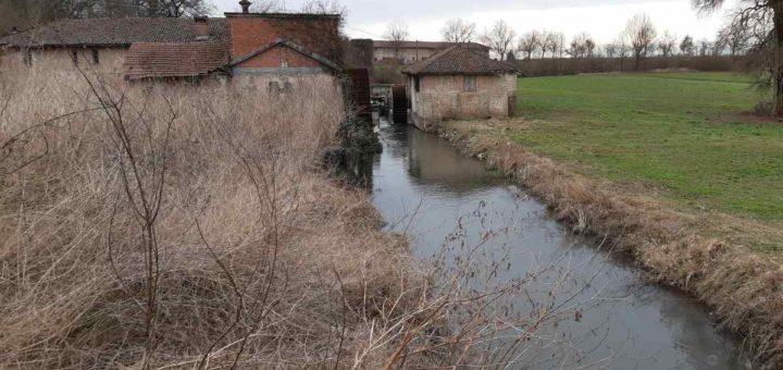 Aree protette canali acque