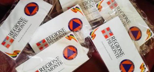 mascherine donate dalla regione