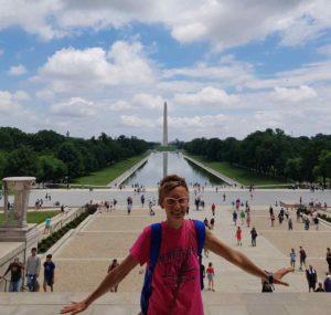 Alessia Respighi a Washington