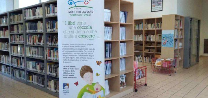 biblioteca civica di carignano