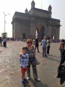 A Mumbay con Antonella Belsito