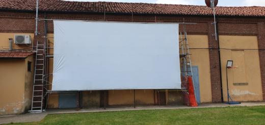 cinema jolly all'aperto