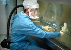 nuovo dipartimento per le malattie infettive