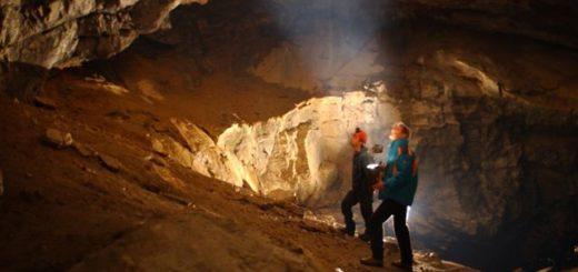 Grotta del Rio Martino di Crissolo Foto Stefano Beccio