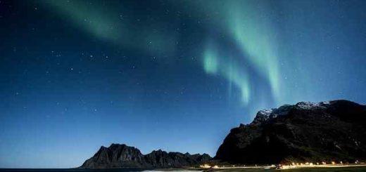 aurora boreale con ingirula viaggi