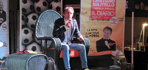 Cristiano Militello a Carmagnola