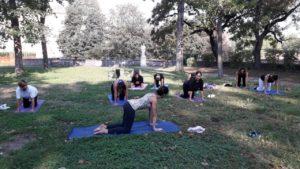 yoga ai musei reali di torino