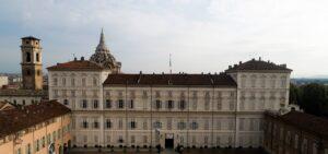 palazzo reale musei reali di torino