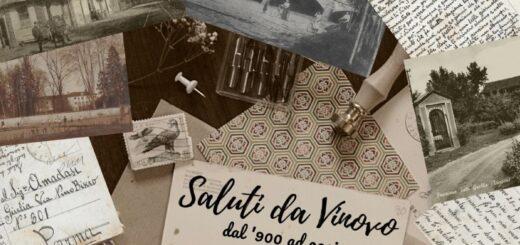 mostra di cartoline saluti da vinovo