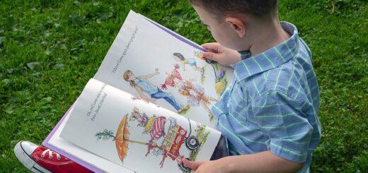 letture in giardino