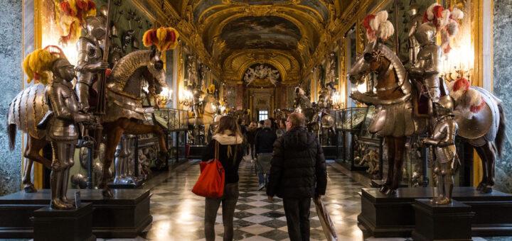 Torino Armeria Reale autunno