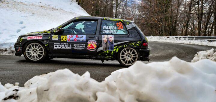 Cristina Carena Rally Valli Ossolane 2020