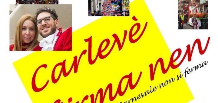 Carnevale virtuale a Carignano