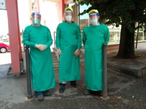 protezione civile carignano