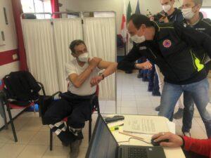 protezione civile vaccino