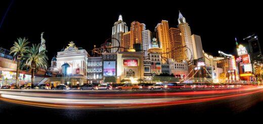 Casino strip Las Vegas